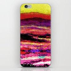 Smoky Mountain Foothills iPhone & iPod Skin