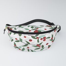 Berry Red Fanny Pack