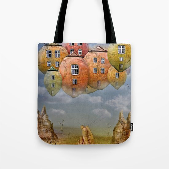 Sweet Home Tote Bag