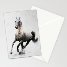 Galloping Horse Stationery Cards