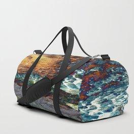 Paving Duffle Bag