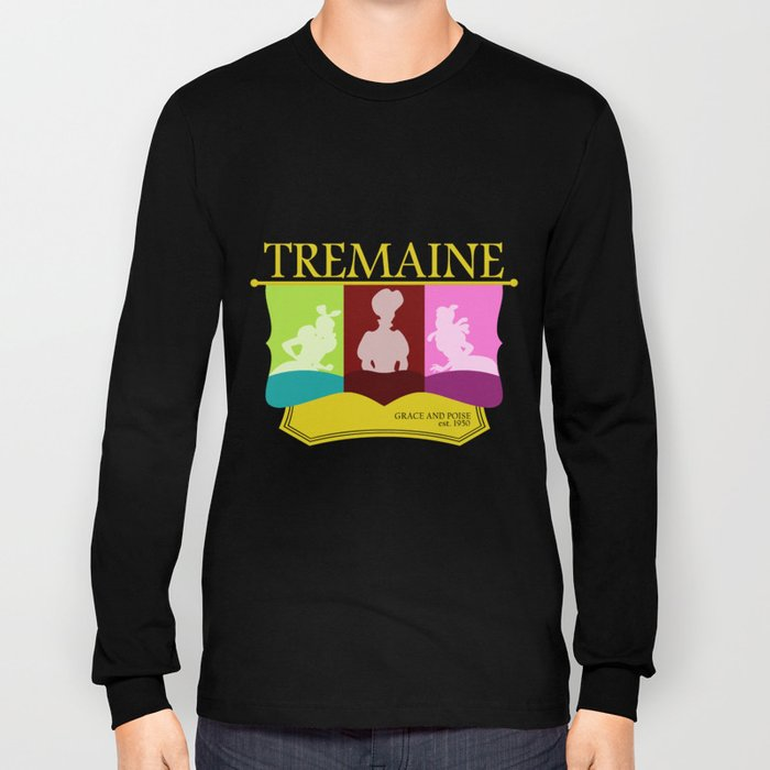 Cinderella: Tremaine Long Sleeve T-shirt
