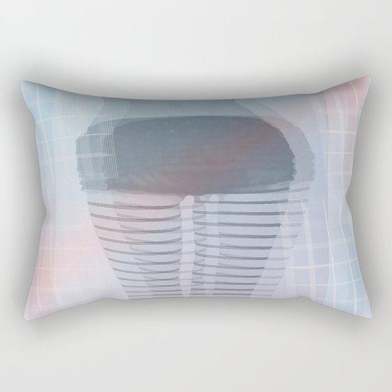 Abstract 131 Rectangular Pillow