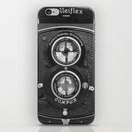 RolleiFlex iPhone Skin