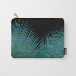 Night Palm Carry-All Pouch