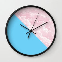 Everything is Going to Be OK Wall Clock
