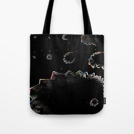 Airy Scotoma Tote Bag