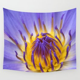 The Lotus Flower Wall Tapestry