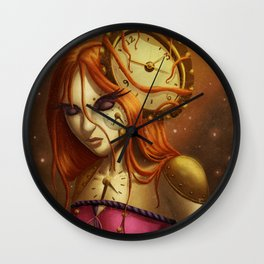 """""""Time After Time..."""" Wall Clock"""