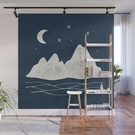 sonoran night Wall Mural