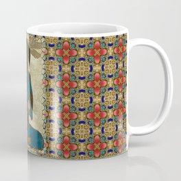 The Musician Egyptian Theban Folk Art Coffee Mug