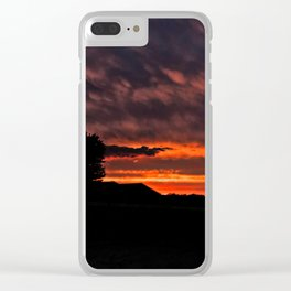 That view tho Clear iPhone Case