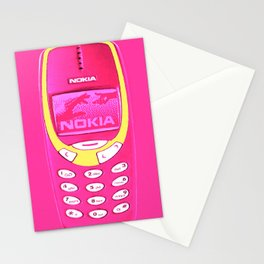 OLD NOKIA - Fluo Pink Stationery Cards