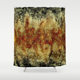 Memory of Luck Shower Curtain