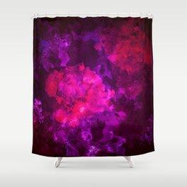 Fragrance Beauty Shower Curtain