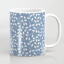 White Branches Coffee Mug
