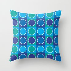 Dots 1 Throw Pillow