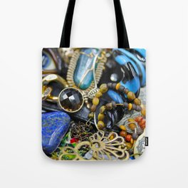 Jewelry Cluster 2 Tote Bag