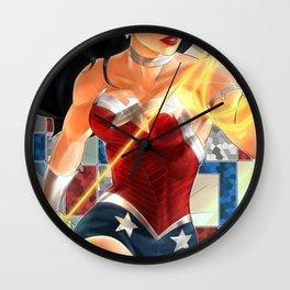 Diana - Warpath Wall Clock