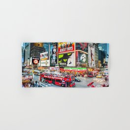 Times Square II Special Edition II Hand & Bath Towel