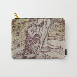 The Contortionist Carry-All Pouch