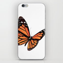 Geometric Butterfly iPhone Skin