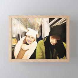 New York State of Mind Framed Mini Art Print