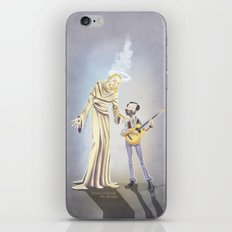 Dare to be different  iPhone & iPod Skin