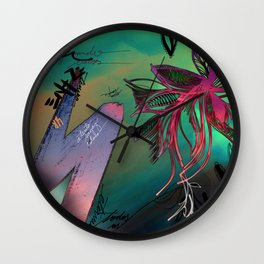 lia-se Wall Clock