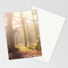 Woodland Fog Stationery Cards