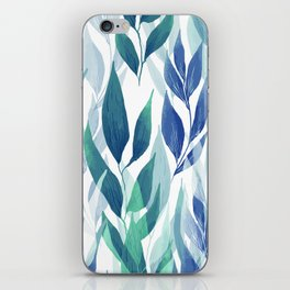 Leafage #02 iPhone Skin