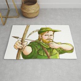 Robin Hood Rug