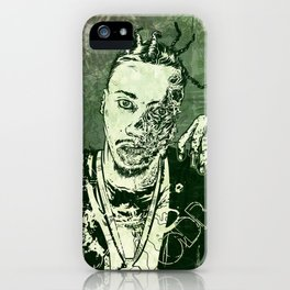 Ol Decay Bastard iPhone Case