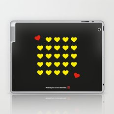 Waiting for a love like this. Laptop & iPad Skin