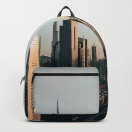 Dubai Skyline Backpack