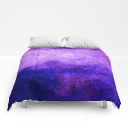 Abstract Cave V Comforters