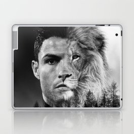 Cristiano Ronaldo Beast Mode Laptop & iPad Skin
