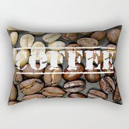 Coffee Heaven Rectangular Pillow