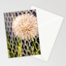 Oversized Puff - Ready to break apart and fly away. Stationery Cards