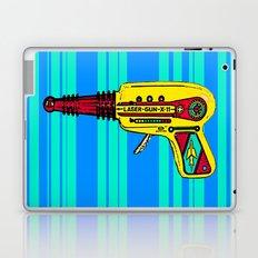 Toy Laser Gun Laptop & iPad Skin
