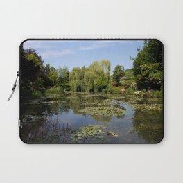 Monets Waterlily Pond Laptop Sleeve