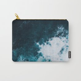 Wild ocean waves II Carry-All Pouch