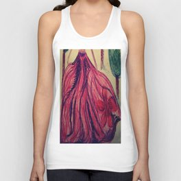 Red fairy Unisex Tank Top