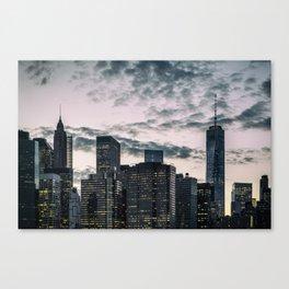 NYC 07 Canvas Print