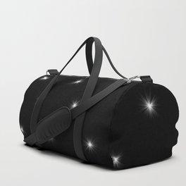 Diamond Stars Pattern Duffle Bag