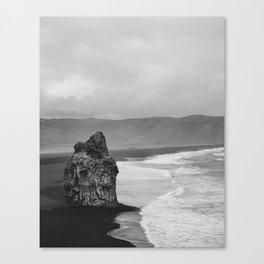 Reynisfjall Canvas Print