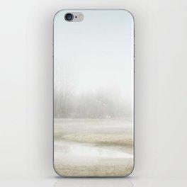 Mysterious Treeline iPhone Skin