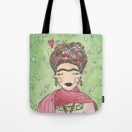 Sweet Frida Tote Bag