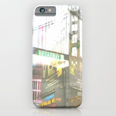 SF to NY iPhone 6s Slim Case