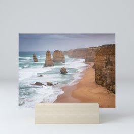 Twelve Apostles Rock Formations, Australia Mini Art Print